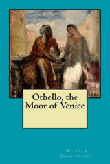 Omslag - Othello, the Moor of Venice