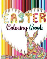 Omslag - Easter Coloring Book