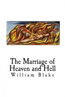 The Marriage of Heaven and Hell av William Blake (Heftet)