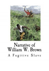 Omslag - Narrative of William W. Brown