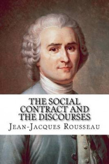 The Social Contract and the Discourses av Jean-Jacques Rousseau (Heftet)