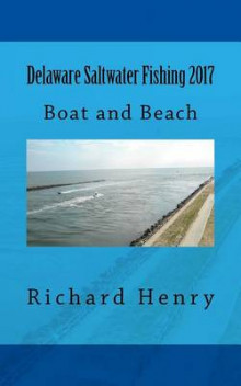 Delaware Saltwater Fishing 2017 av Richard Henry (Heftet)