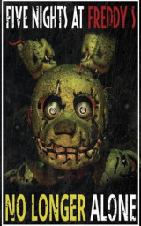 Omslag - Five Nights at Freddy's
