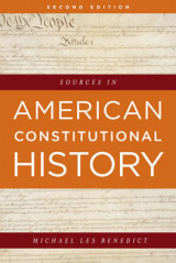 Omslag - Sources in American Constitutional History