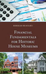 Omslag - Financial Fundamentals for Historic House Museums