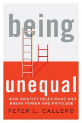 Omslag - Being Unequal