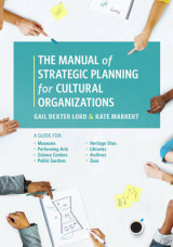Omslag - The Manual of Strategic Planning for Cultural Organizations