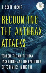 Omslag - Recounting the Anthrax Attacks