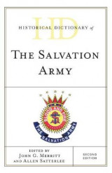 Omslag - Historical Dictionary of The Salvation Army
