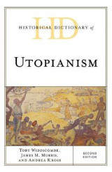 Omslag - Historical Dictionary of Utopianism