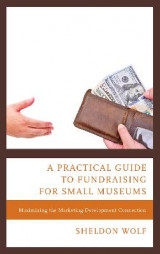 Omslag - A Practical Guide to Fundraising for Small Museums