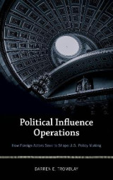Omslag - Political Influence Operations