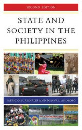 Omslag - State and Society in the Philippines