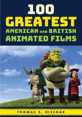 Omslag - 100 Greatest American and British Animated Films