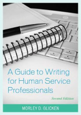 Omslag - A Guide to Writing for Human Service Professionals