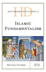 Omslag - Historical Dictionary of Islamic Fundamentalism