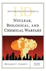 Omslag - Historical Dictionary of Nuclear, Biological, and Chemical Warfare