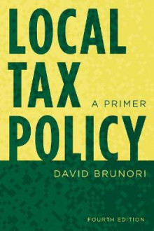 Local Tax Policy av David Brunori (Heftet)