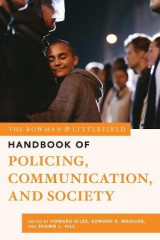 Omslag - The Rowman & Littlefield Handbook of Policing, Communication, and Society