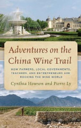 Omslag - Adventures on the China Wine Trail