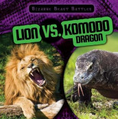 Lion vs. Komodo Dragon av Janey Levy (Innbundet)