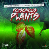 Poisonous Plants av Janey Levy (Innbundet)