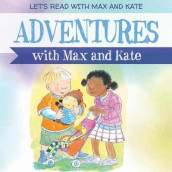 Adventures with Max and Kate av Mick Manning (Innbundet)