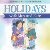 Holidays with Max and Kate av Mick Manning (Innbundet)
