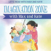 Imagination Zone with Max and Kate av Mick Manning (Heftet)