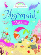 Mermaid Puzzles av Sam Loman (Heftet)