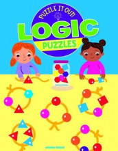 Logic Puzzles av Lisa Regan og Paul Virr (Innbundet)