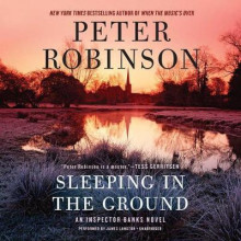 Sleeping in the Ground av Professor of English and American Literature Peter Robinson (Lydbok-CD)