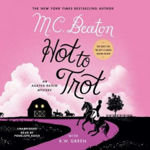Hot to Trot av M C Beaton (Lydbok-CD)