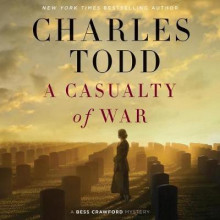 A Casualty of War av Charles Todd (Lydbok-CD)