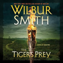 The Tiger's Prey av Wilbur Smith (Lydbok-CD)