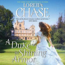 A Duke in Shining Armor av Loretta Chase (Lydbok-CD)