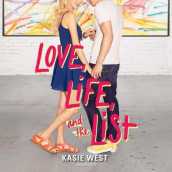 Love, Life, and the List av Kasie West (Lydbok-CD)