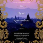 The Heart Remembers av Jan-Philipp Sendker (Lydbok-CD)