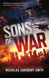 Sons of War av Nicholas Sansbury Smith (Innbundet)