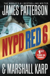 NYPD Red 6 (Hardcover Library Edition) av Marshall Karp og James Patterson (Innbundet)