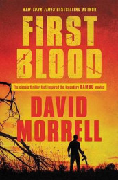First Blood av David Morrell (Heftet)