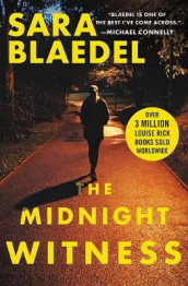 The Midnight Witness Lib/E av Sara Blaedel (Heftet)