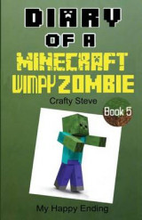 Omslag - Diary of a Minecraft Wimpy Zombie Book 5