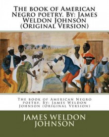 The Book of American Negro Poetry. by av James Weldon Johnson (Heftet)