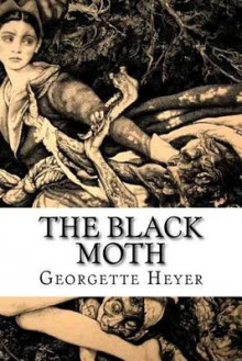 The Black Moth av Georgette Heyer (Heftet)