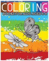 Omslag - Coloring Books for Kids Ages 6-8