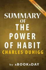 Omslag - Summary of the Power of Habit