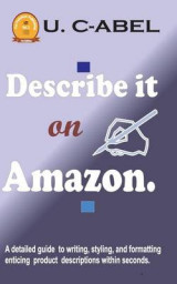 Omslag - Describe It on Amazon.