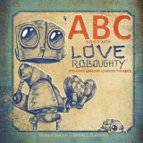 Omslag - ABC Book with Love Roboughty