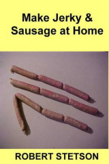 Omslag - Make Jerky & Sausage at Home